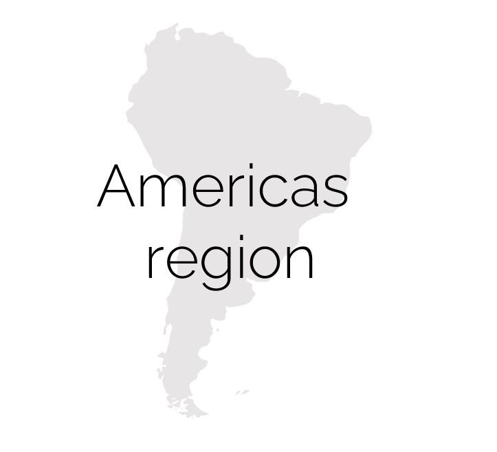 Americas region