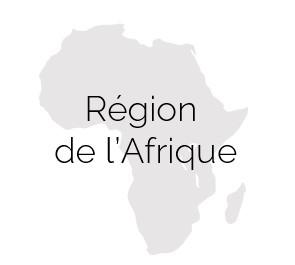 Region de l'Afrique